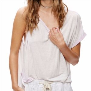 NWT Free People We The Free Pluto One Shoulder Top